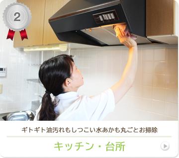 キッチン・換気扇